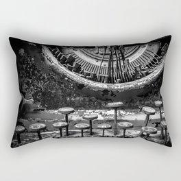 Typing histories Rectangular Pillow