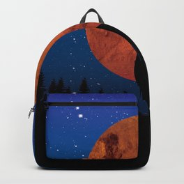 Wolf night Backpack