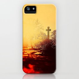 In Memorium iPhone Case