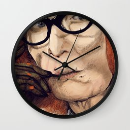 Myrtle Snow    Don't be a hater, dear (from American Horror Story: Coven) Wall Clock