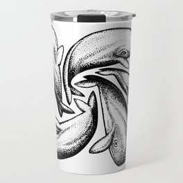 WHALE TALES Travel Mug
