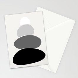 b&w 2 Stationery Cards