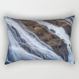 Gibbon Falls Rectangular Pillow