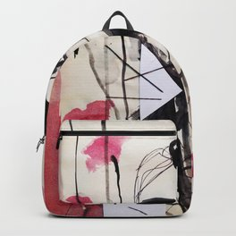 Frontal Roses Backpack