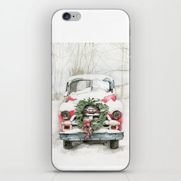 Dad's Old Chevy iPhone Skin