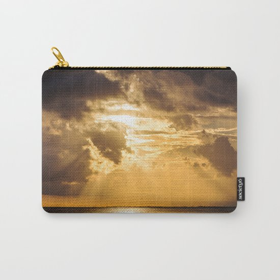 Thoughts of You Carry-All Pouch