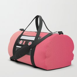Fade To Grey Duffle Bag