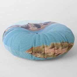 Lake Powell Impression Floor Pillow