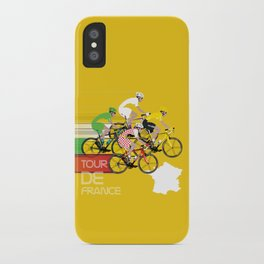Tour De France iPhone Case
