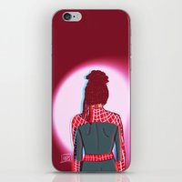 cosima iPhone & iPod Skins featuring Spidey!Cosima 1 by the-haps