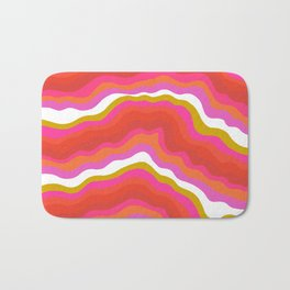 summer of love Bath Mat