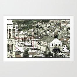 HvaarE Art Print