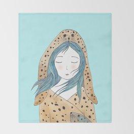Selkie Throw Blanket