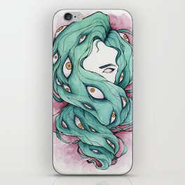 Good Hair Day iPhone Skin
