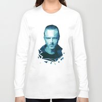jesse pinkman Long Sleeve T-shirts featuring Jesse Pinkman by Dr.Söd