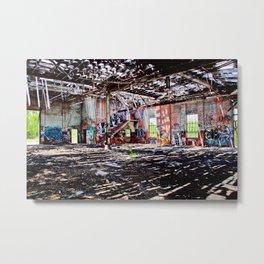 # 144 Metal Print