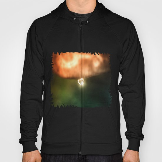 Just a drop of water in an endless sea Hoody