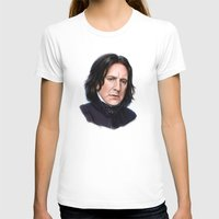 snape T-shirts featuring Sad Snape by Annike