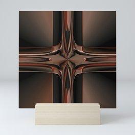 Abstract 350 Mini Art Print