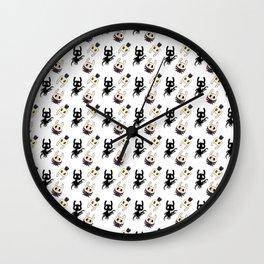 Hollow Knight Ending Pattern Wall Clock