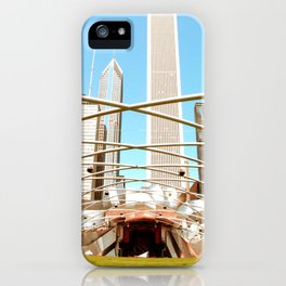 roof iPhone Case