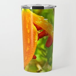 """Balsam Pear"" by ICA PAVON Travel Mug"