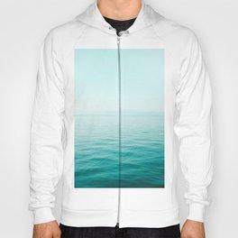 still sea, ocean, water Hoody