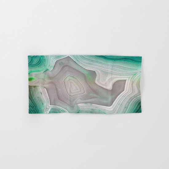 MINTY MINERAL Hand & Bath Towel