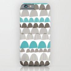 Shroom aqua Slim Case iPhone 6s
