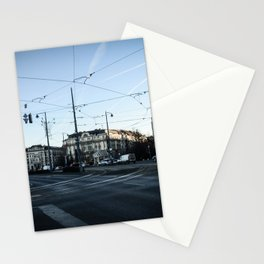 Streets of Budapest Stationery Cards