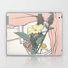 Pocket Plants Laptop & iPad Skin