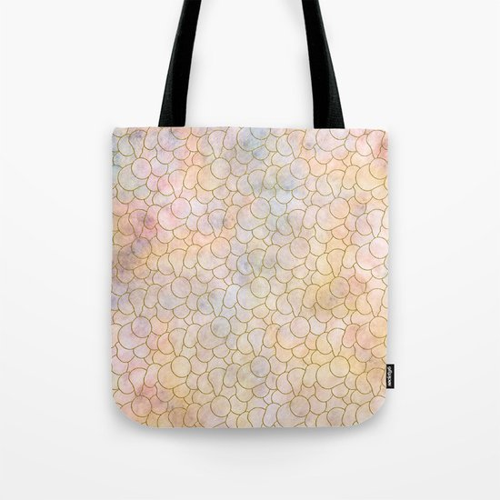 SOFT PASTELS PATTERN (abstract) Tote Bag