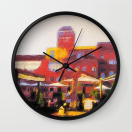 Muenster, Germania Campus Wall Clock