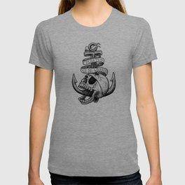 Ye Be Warned T-shirt