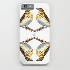 Tree pipit Slim Case iPhone 6s