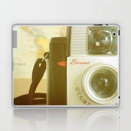 Travel Photographer Laptop & iPad Skin