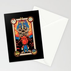 Epic Legend of the Seven Stars Stationery Cards