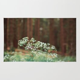 Melody of the Forest. Rug