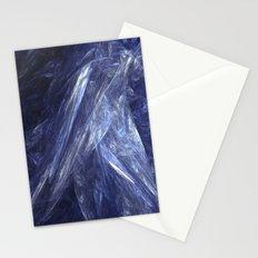 Gossamer Blue Stationery Cards