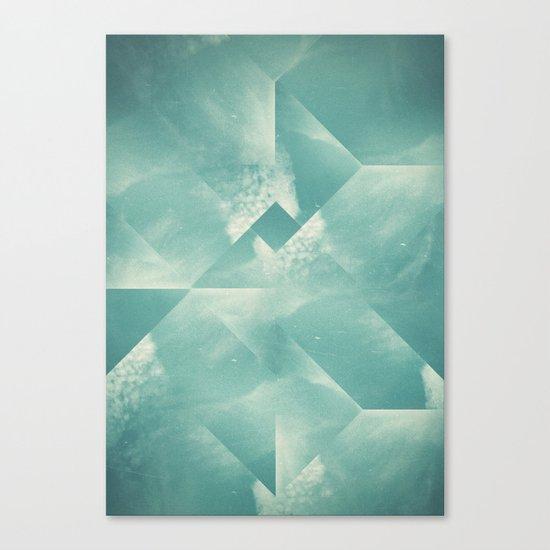 sky for walk Canvas Print