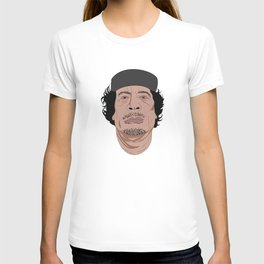 Drunk with Power: Gaddafi T-shirt