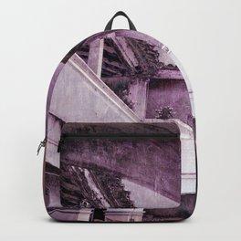 inception violet Backpack