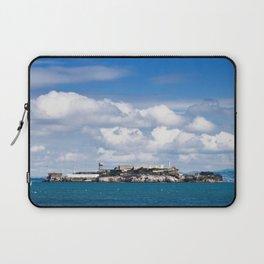 Alcatraz, San Francisco Laptop Sleeve