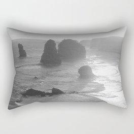 Sunset over the Twelve Apostles Rectangular Pillow