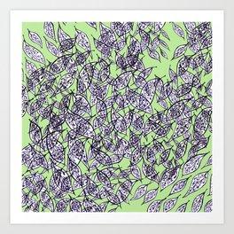 Autumnia Art Print