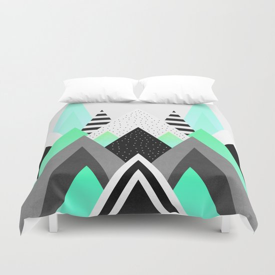 Fresh air Duvet Cover