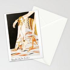 Happy Birthday Mr. President Stationery Cards
