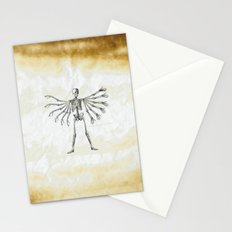 12 arms to hug you Stationery Cards