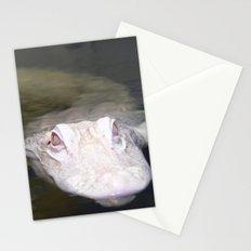 Ghost Gator Stationery Cards