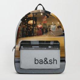 Luxury shop in Upper East Side of Manhattan,New York City Backpack